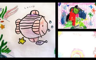 Les dessins d'enfants : la quintessence de l'art ?