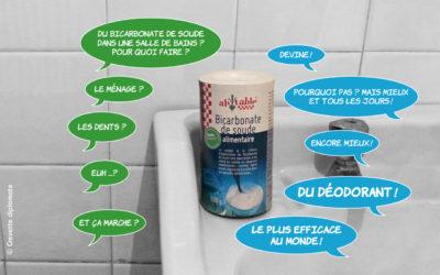 Le déodorant le plus simple et le plus efficace au monde !
