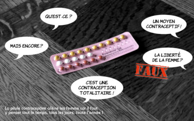 La pilule : une contraception totalitaire