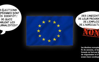 Élections européennes : « Ça n'intéresse pas les gens ! » Vraiment ?!
