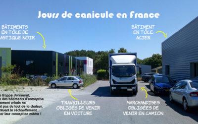 Des métropoles françaises mal conçues face à la canicule