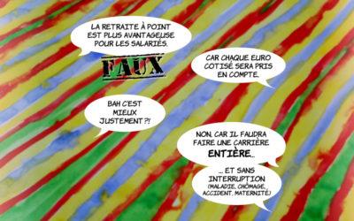La retraite par répartition : le fleuron de la société française mise en péril