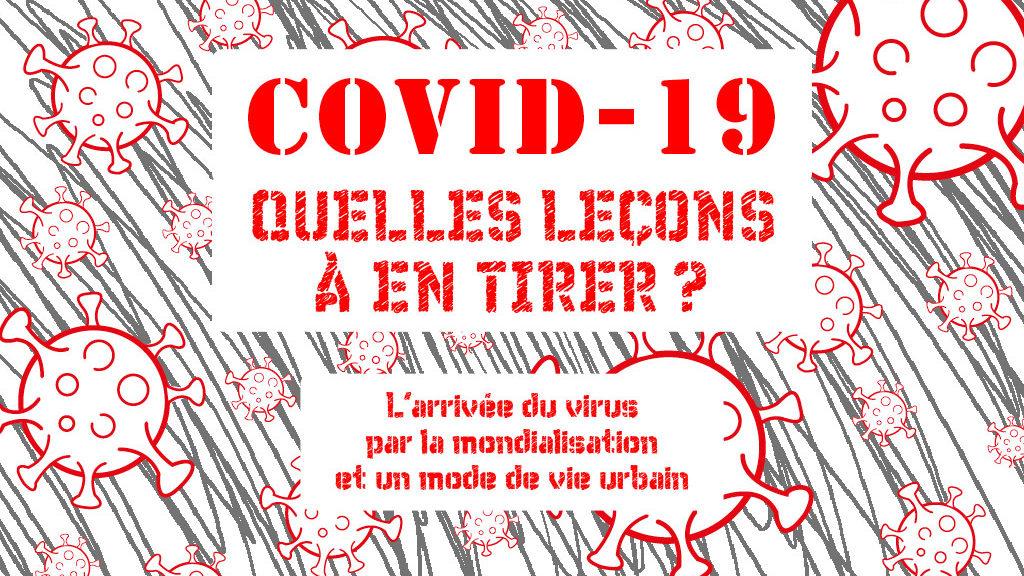 Explications de la pandémiedu covid-19