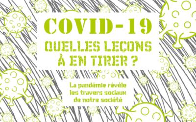Covid-19 : quelles leçons à en tirer ? (4e partie)