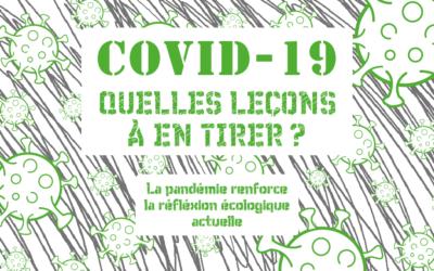 Covid-19 : quelles leçons à en tirer ? (5e partie, fin)