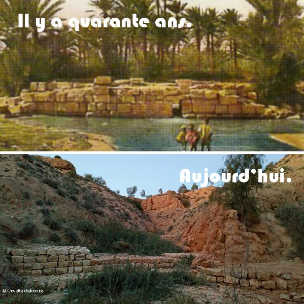 25000 m3 d'eau par jour sont utilisés pour fabriquer des engrais à Gabès.