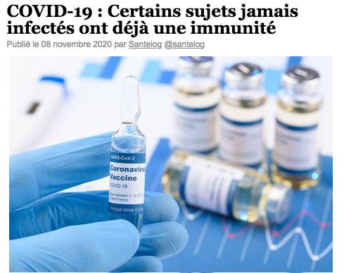 Immunité au covid-19
