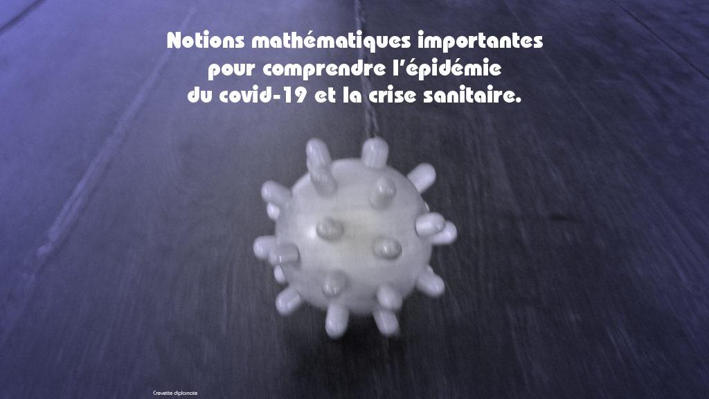 Covid-19 notions mathématiques