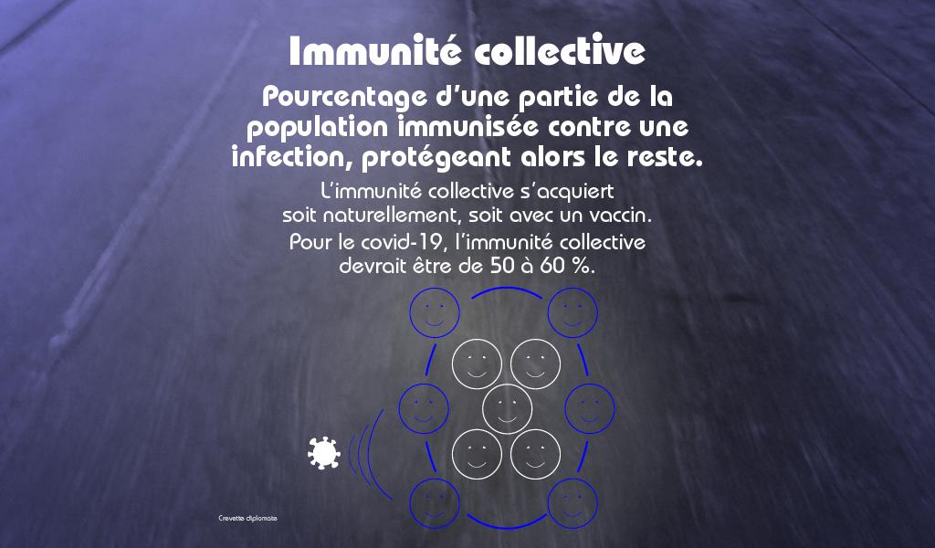 Immunité collective au covid-19