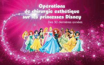 Les princesses Disney non épargnées par le bistouri