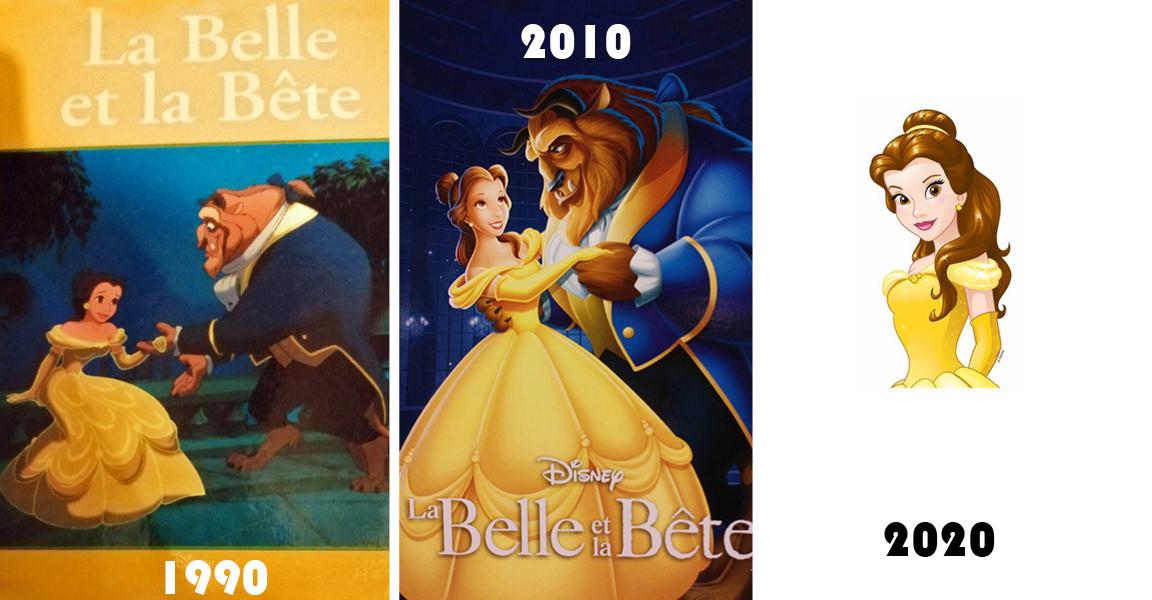 Énormes coups de bistouri chez Belle