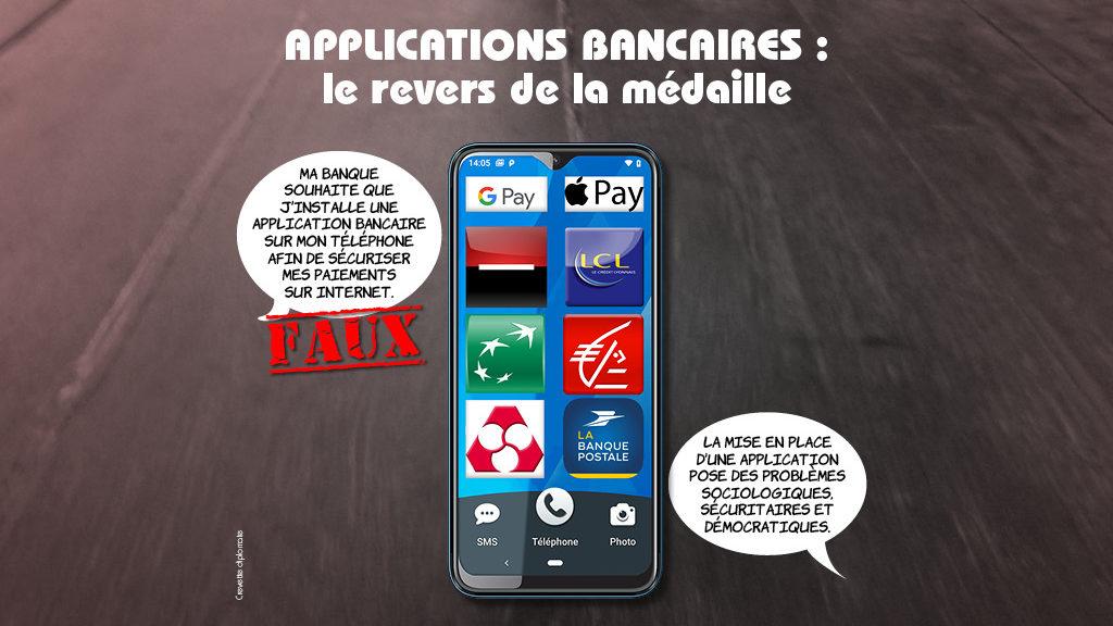 La face cachée des applications bancaires : vendre nos données