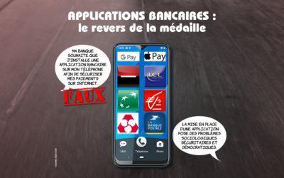 Les applications bancaires ou le revers de la technologie