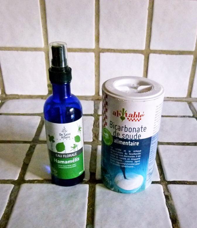 Recette du déodorant en spray zéro déchet existe aussi.
