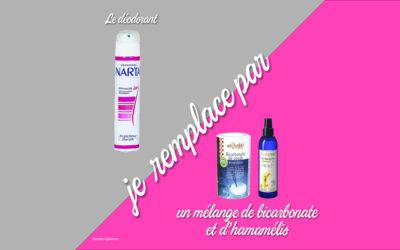 Zéro déchet: le spray déodorant local, efficace et économique